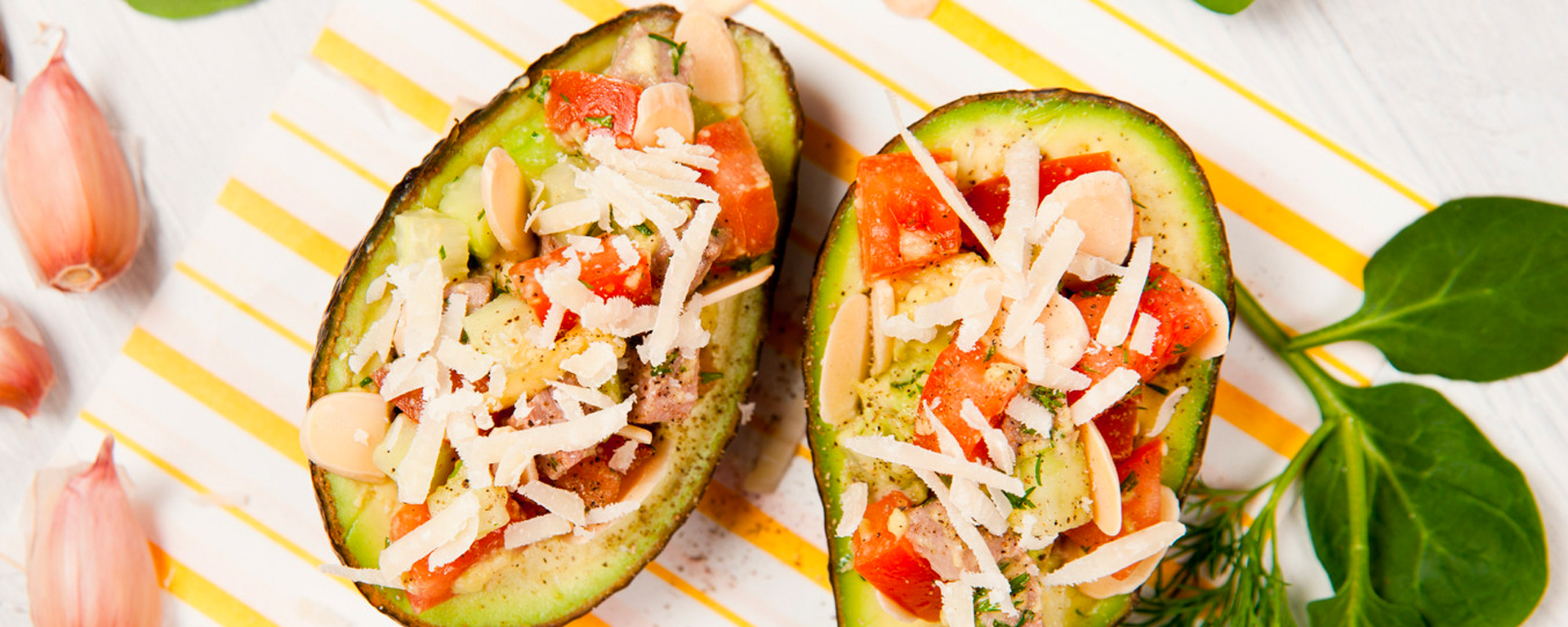 Photo for - Avocado with Tangy Topping