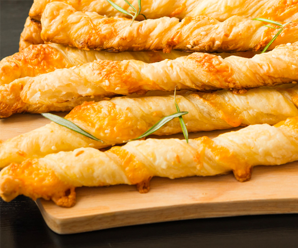 Photo of - Cheese and Potato Bread Twist