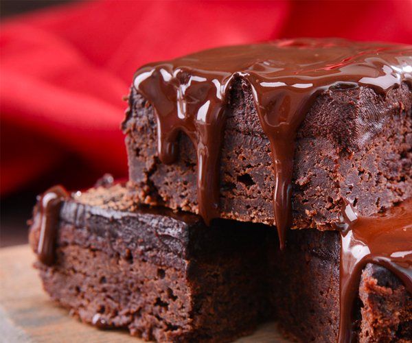 Photo of - Brownies au chocolat et au mascarpone