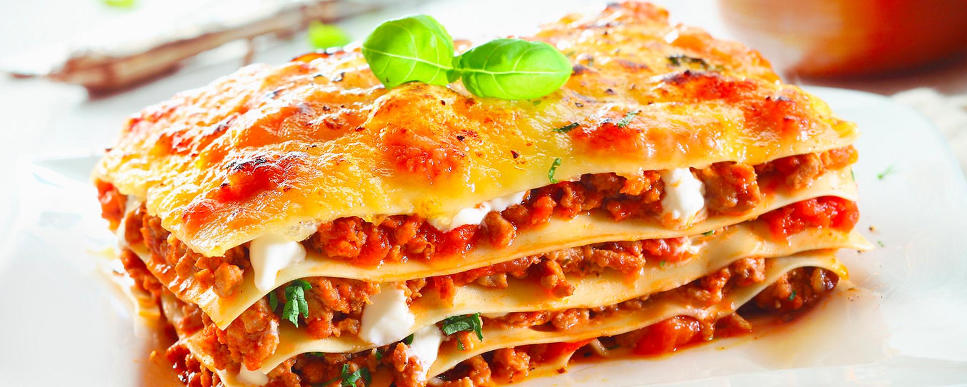 Photo for - Lasagne classique