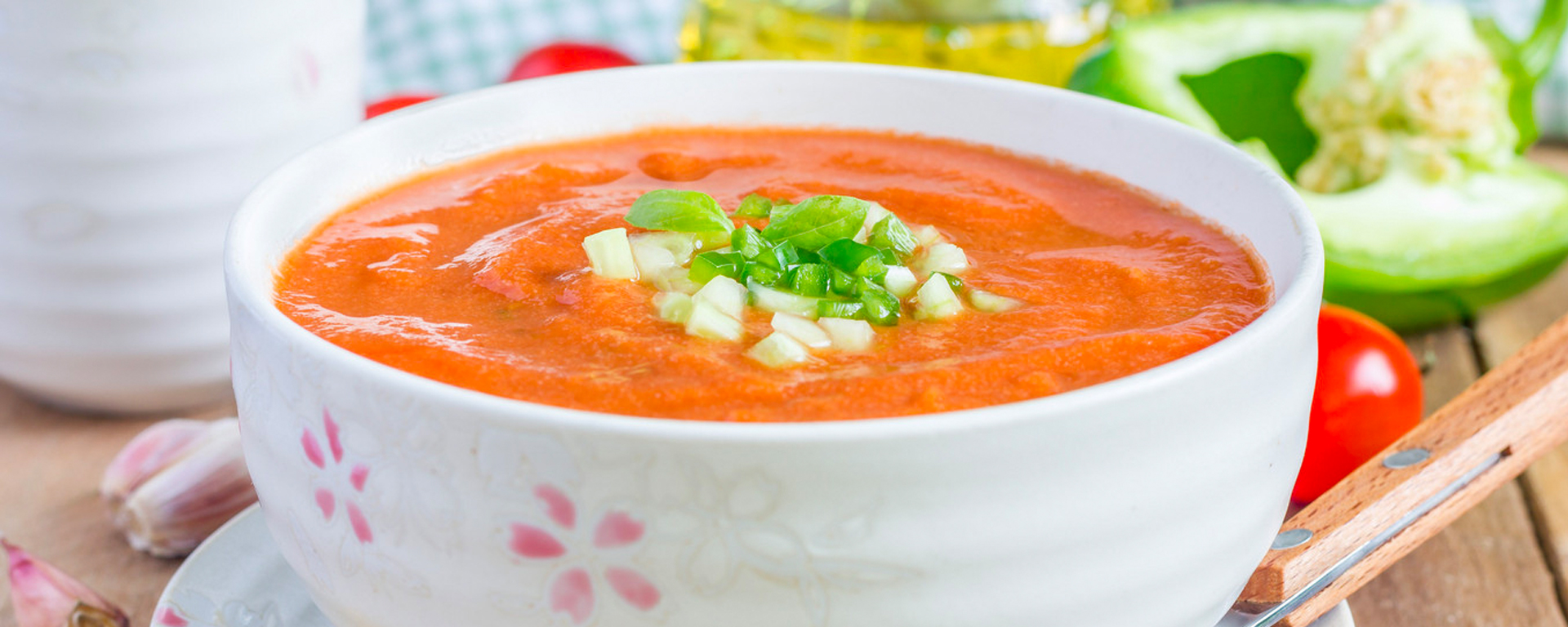 Photo for - Gaspacho dorée