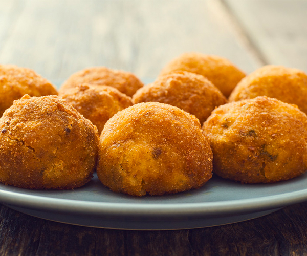 Photo of - Italian Rice Balls