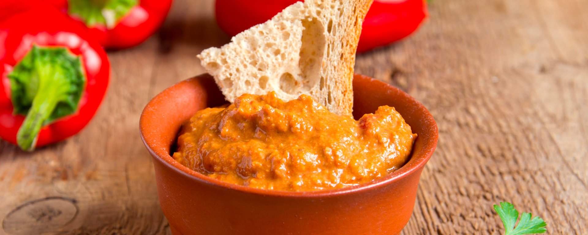 Photo for - Roasted Red Pepper Dip