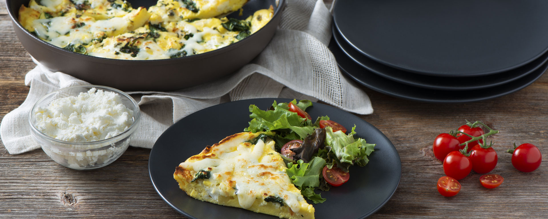 Photo for - Onion and Herb Frittata