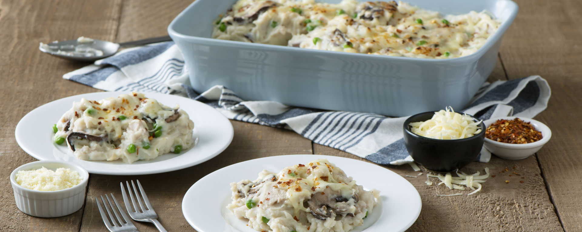 Photo for - Turkey Pesto Casserole