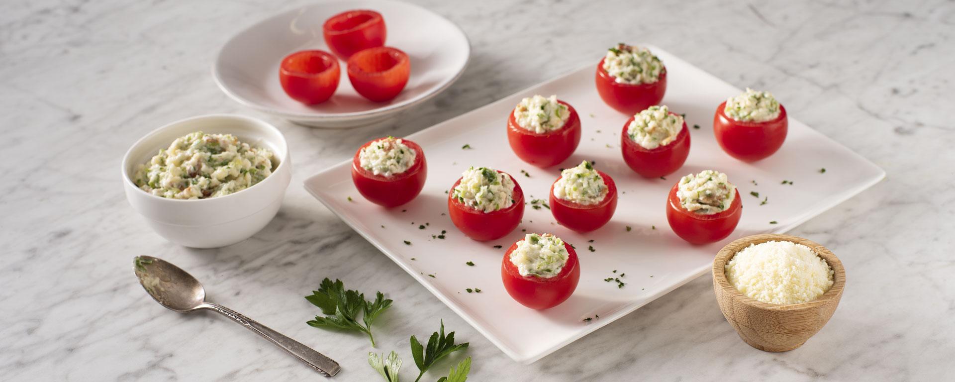 Photo for - Valentine's Tomato Bites