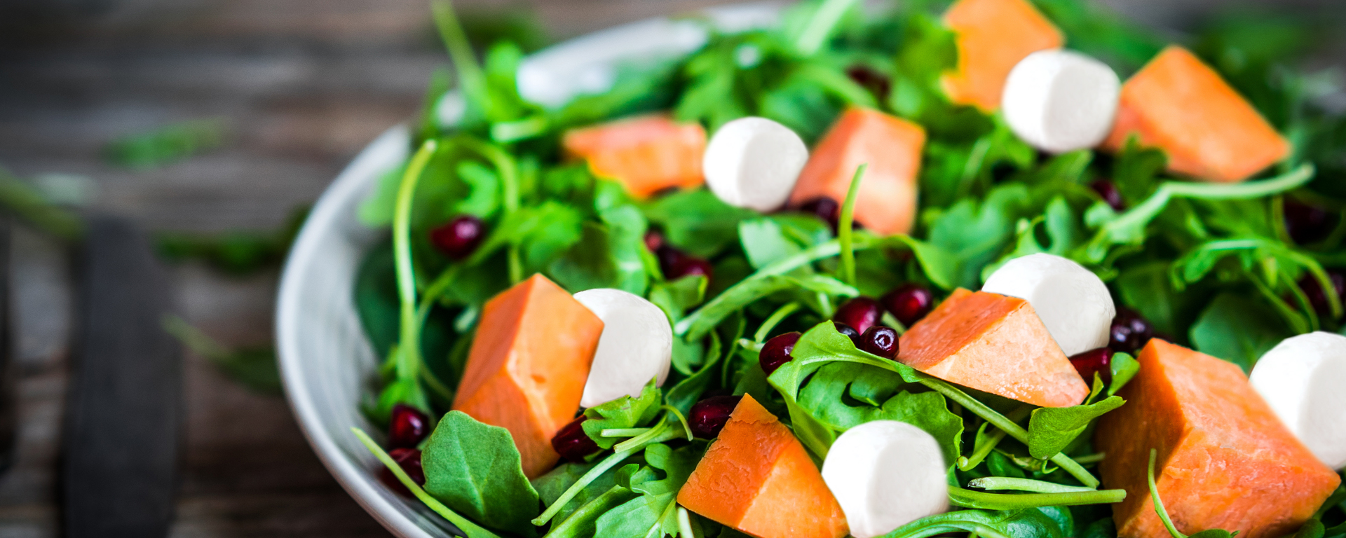 Photo for - Butternut Squash and Bocconcini Salad