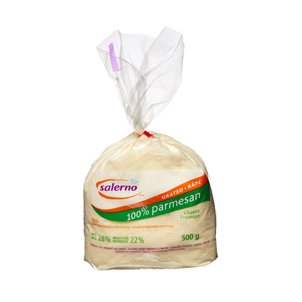 Photo of - SALERNO - Grated 100% Parmesan Cheese